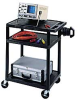 LUXOR All-Purpose Instrument Carts -- 5210700
