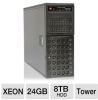 CybertronPC Magnum TSVMIB181 Tower Server - 2x Intel Xeon E5 -- TSVMIB181