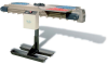 Cleated Compartment Infeed Conveyor -- UF-5000 - Image
