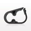 Ratchet Style Pinch Clamp, Black -- 14085 -Image