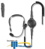 Pryme Radio Products Tactical Boom Microphone Headset for.. -- SPM-1407T