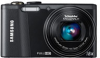 Samsung WB750 12.5mp Black 3D Digital Camera - 3in LCD - 18x Optical Zoom - H.264 - USB 2.0 - BSI CMOS -- EC-WB750ZBPBUS