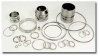 Temper Load Ring / Adjustable Spacer -- Series 4W012