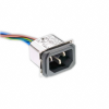 Power Entry Connectors - Inlets, Outlets, Modules -- CCM1857-ND -Image