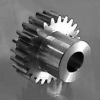 SPUR GEARS -- P48A65-144