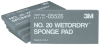 3M Wetordry Silicon Carbide Sanding Sponge - 2 3/4 in Width x 5 1/2 in Length - 05526 -- 051131-05526 - Image