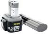 MAKITA 9.6V Ni-Cd 1.3Ah Stick Battery 9000 -- Model# B9000