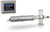 Spectroscopic Analysis System For The Continuous Inline Measurement Of Protein, Fat, Lactose And Total Solids -- OPTIQUAD M 4050 W