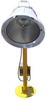 Rail Mount 1000 Watt Metal Halide Tower Security Spotlight, 110,000 Lumens, 2000 Foot Spotlight Be -- WAL-TSL-1XM-Railmount