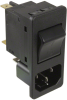 Power Entry Connectors - Inlets, Outlets, Modules -- 486-2198-ND - Image
