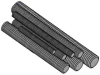 Threaded Rod - Non Metric -- PS 146 7/8 X 6