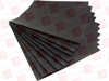 IMPERIAL 71401 ( SAND PAPER SHEETS EMERY CLOTH ABRASIVE 9X11IN MEDIUM GRIT CHARCOAL COLOR 50/PACK ) -Image