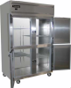 Solid Door Freezer with Manual Defrost -- S2F-SS-HD-CW