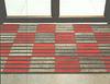 Luxury-Trac® Modular Carpet Vinyl Mats , non perforations -- LC-230