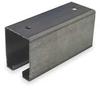 Plain Box Rail, 600 Lb,96 In -- 3FVT6