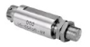 ZS Series, One Piece Sensor, Harsh Environment 5-wire dc, Cylindrical, Stainless steel, Ceramic, NO Current Sink, 12 Vdc to 32 Vdc -- ZS-00350-04Z-02 -Image