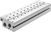 Connection block -- VABM-B10-20E-N38-10-P3 -Image