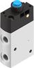 Stem actuated valve -- VMEF-STC-M32-M-G18 -- View Larger Image