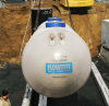 Onsite Septic Underground Double-wall Tank -- 10' Diameter