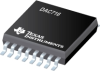 DAC716 16-Bit Digital-to-Analog Converter with Serial Data Interface -- DAC716PG4