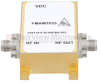 6 dB NF Low Phase Noise Amplifier Operating From 3 GHz to 8 GHz with 11 dB Gain, 14 dBm P1dB and SMA -- FMAM1035 -Image