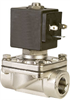 2-Way 316 Stainless Steel Solenoid Valves -- OMEGA-FLO® SV170 Series
