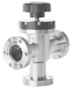 Manual Copper Seal Bonnet Tee Poppet Valve