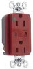 Surge Suppression Receptacle -- 8200-REDSP