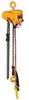 Severe Duty Air Chain Hoist -- HTCR-250P -Image