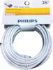 25 ft White RG6 Coax Cable -- 8391674 - Image