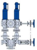 WTA® Change-Over Valves -- WTA® Interlocking System Change-Over Valves Type 11.75