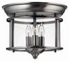 3473PW Flush Mounts-Cage Style -- 790357