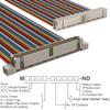 Rectangular Cable Assemblies -- M3CWK-5006R-ND -- View Larger Image