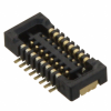 Rectangular Connectors - Arrays, Edge Type, Mezzanine (Board to Board) -- H11833TR-ND -Image