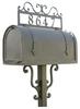 Arrow Mailbox & Stand -- MB1