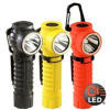 Lithium Power Right Angle Polymer Flashlight -- PolyTac 90 LED