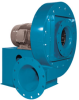 Turbo Pressure Blower, Steel Wheel -- TBNS
