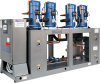 Multifunctional Water Cooled Unit for Geothermal Applications -- Energy Prozone W
