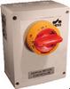 3 Pole Polycarbonate Enclosed Motor Disconnect Switches -- KKVM 332