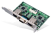 Marvell 88E8036/52/53 Dual PCI-Express 10/100/1000Base-TX Ethernet Daughter Board -- PER-C102