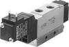 Air solenoid valve -- MEH-5/2-1/8-L-B -Image
