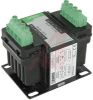 Din Rail mount control transformer, 100VA output, single phase -- 70208084 - Image