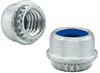 Nylon Insert Self-Locking Fasteners - Types CFN - Metric -- CFN-M3-1ZC -Image