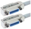 Deluxe IEEE-488 Cable, 0.3m -- MGPA00005-03M -Image