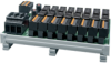DIN Rail Mount Power Distribution System -- SVS02 -- View Larger Image