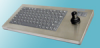 NEMA 4/4X Sealed Industrial Keyboard with ArrowMouse? -- KIF8000 Series