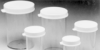 BOTTLES - Sample, Snap Cap Vial, Polystyrene, 7, 1 x 2 -- 1144851