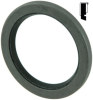 Springless, single lip, Silicone shaft seals -- Brand: National®