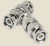 RF Coaxial Adapter -- P1AD-BNMM - Image