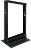 13U SmartRack 2-Post Open Frame Rack - Organize and Secure Network Rack Equipment -- SR2POST13 - Image